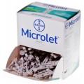 MICROLET® Lancets Ascensia LANCETY DO NAKŁUWACZA 200 SZTUK