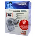 Microlife ciśnieniomierz automatyczny BP A2 + zasilacz GRATIS