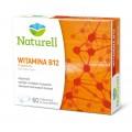 NATURELL WITAMINA B12 10 μg 60 TABLETEK DO SSANIA