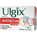 ULGIX WZDĘCIA MAX  30 KAPS.